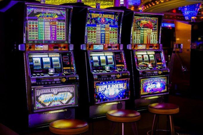 En spilleautomat: hazard eller ferdighet?
